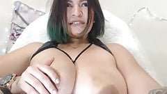 NAtty Alicia with big tits on cam