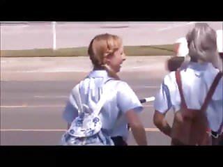 Fuck blonde bus slutload Blonde schoolgirl is fucked on a bus - 38 min.mp4