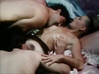 Pornstar mia fox Stewardesses fuck and suck in sky foxes 1986 - part 1