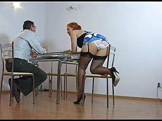 Kirsty blue thumbs nylon Kirsty blue part9