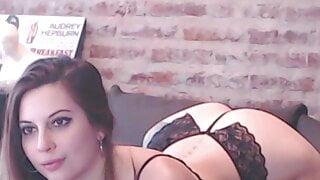 Beautiful Argentinian Ashley Cummins