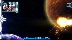 PUTARIA ESPACIAL! FUDENDO A CAPITA - Neomorph - Hentai Game