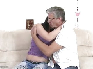 Young daughter fucking daddy - Teen daughter fucks not her daddy