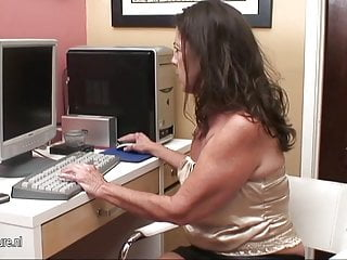 Xhamster mature teachers American granny watch xhamster and masturbate