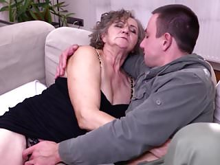 Granny takes big dick Hairy milf and gilf takes big white dicks