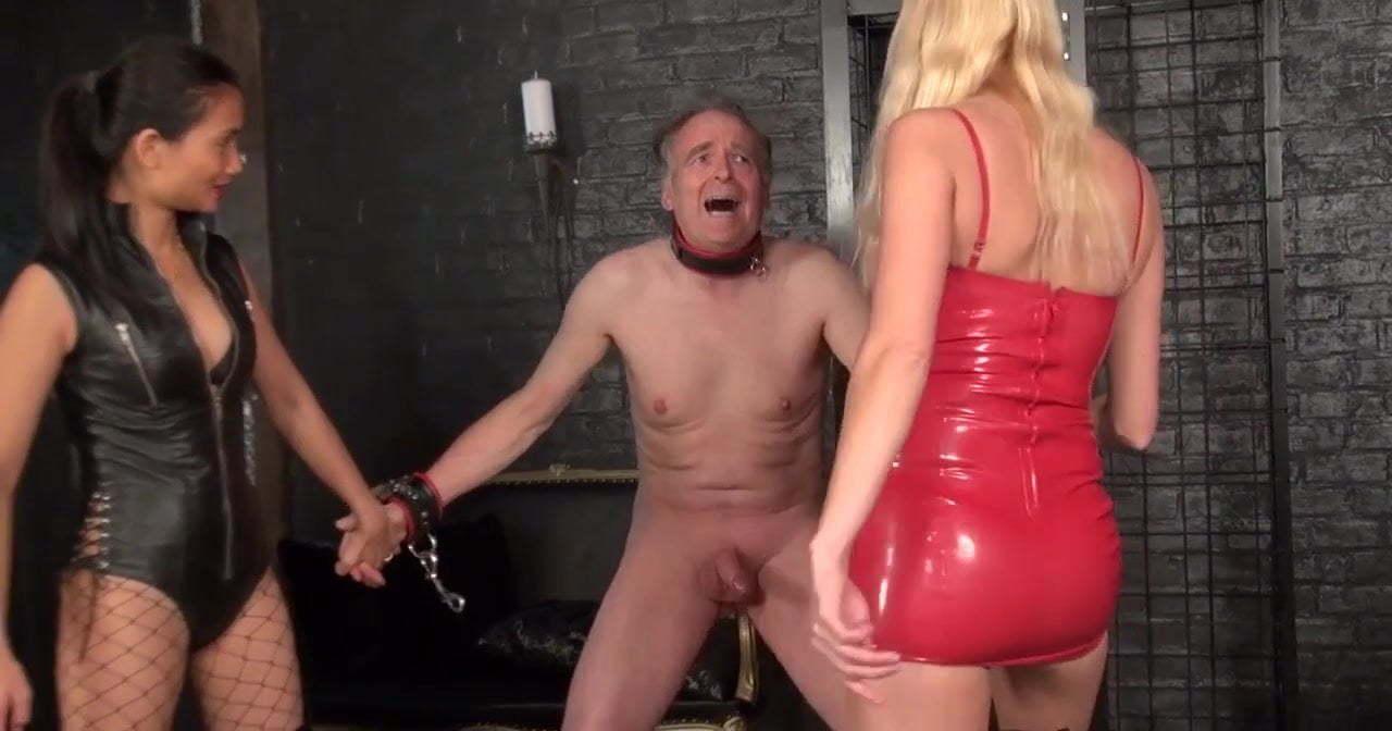 Sexy Milf Leather Leggings