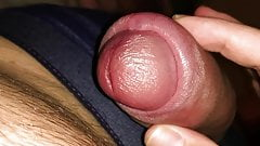 My cock pumped after a crazy sex night :)