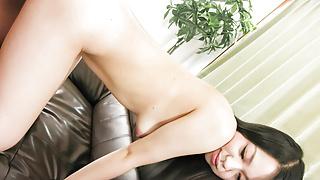 Rare casting anal sex for petite Natsuho - More at 69avs.com