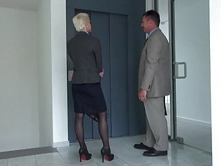 Alisonangel video anal Porn music video - anal sex in the elevator