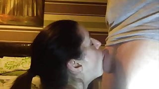 daddy insert your cock in my mouth