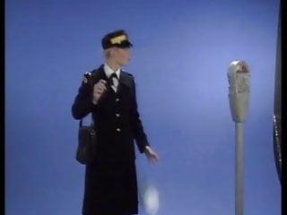 Quick strip 38special - Quick sexy policewoman strip