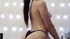 Teen Pawg English YouTuber Lauren A Strip Rare Video 2