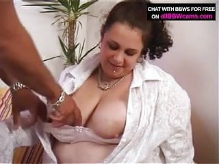 Women lie about penis size - Fat super size women gets hit by horny guy 1