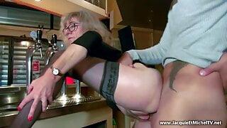 Isabelle's excellent fuck