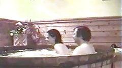 Co-Ed hot tub date Pt 2