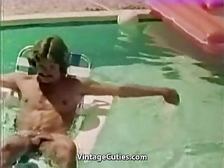 Chicks sucking cock video - Chocolate and white chicks sucking cock 1970s vintage