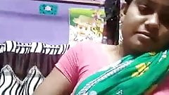 Tamil horny girl fingering herself on camera for her bf