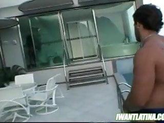 Jeniffer hawkins nude Rio beach jeniffer mega slut