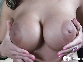 Hot naked bald cowboys - Bald dude gets to fuck a hot milf