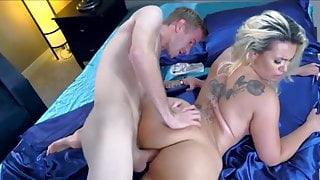 Bubble Butt Latina Gets Fucked By Intruder!