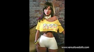 Venus Love Dolls - Bubble Butt Latina Sex Doll
