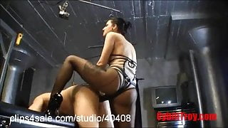 Strap-On (Pegging) at Clips4sale.com