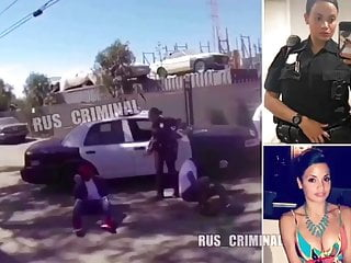 Homosexuals in the military forces Policewoman forced to suck gangsta