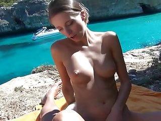 Gay carribean vacation - Public vacation anal