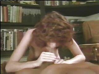 Casting couch blow job s - Retro 80s style blow job cumshot