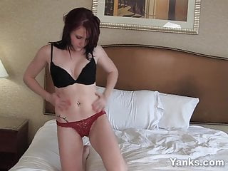 Pics of rubbing her pussy - Sexy amateur ember rubbing her pussy