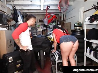 Good cuban fuck - Cuban porn queen angelina castro sucks fucks a horny cock