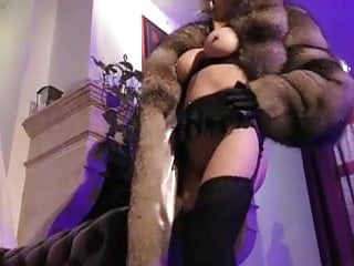 Fully clothed milf sex - Vanessa fetish fully clothed heels nylons garter furs bcbg