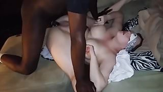 Wives in Ecstasy - BBC, Soft Natural Tits and Cum