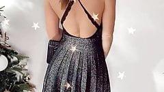 Virginie mumfit (fitgirl) hot fit milf in sexy dress heels