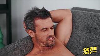 Sexy Daddy Daniel Gets His Cock Sucked By Robbie - Sean Cody