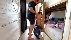 daddy's girl is stuck, he uses her helplessness, projectsexdiary