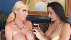Jayden Jaymes and Sophie Dee Stars of Porn