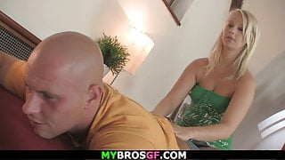 Massage leads to cheating cock riding