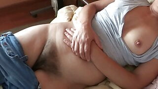 My wife, stepsister, stepniece and maid are erotically displayed