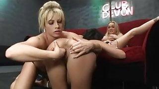 lesbian strippers