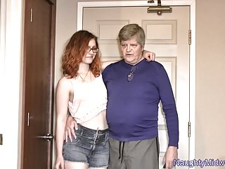Free true redheads with hairy bushes - Katy cruel - hairy bush redhead in her first porn
