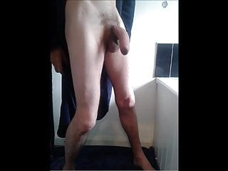Uncut cock licking - My bent uncut cock