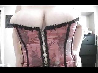 Breasts in bra pics Bbw - big breasts in tight corset