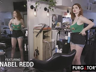 Victoria redd fucking - Purgatoryx trim and a shave vol 1 part 1 with annabel redd