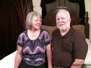 Cary amateur radio hamfest Cari and pat