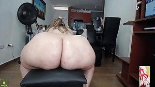 Kristen Hill, BBW, big ass