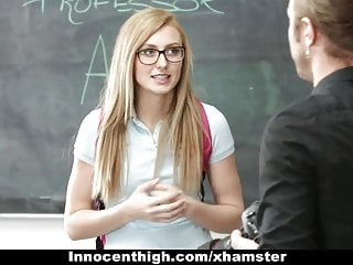 Porno no credit card needed - Innocenthigh - innocent schoolgirl fucks for extra credit