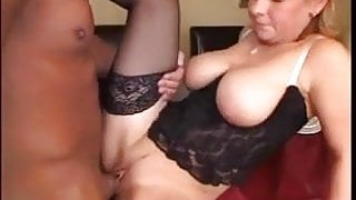 bigtitted blonde mature fucked variously, rimming hubby
