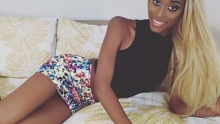 Ebony Teen Anal Fuck Her Very 1st Time Amateur Video