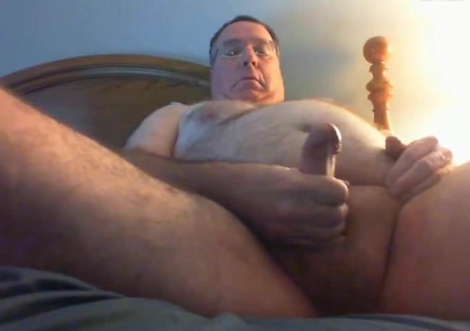 Watched me masturbate and daddy